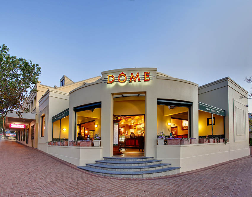 Dome Cafe Victoria Park